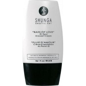 SHUNGA RAIN OF LOVE. Обзор женского интимного крема для сольной и партнерской сексуальной игры